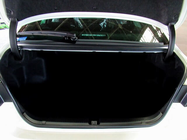 markx 車内画像3