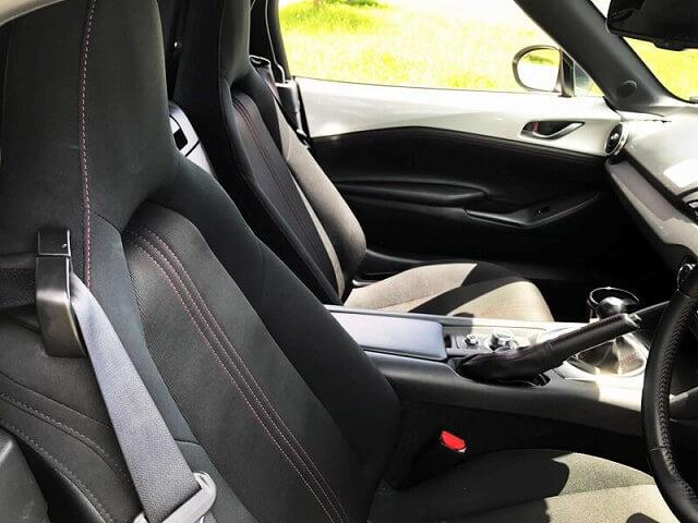 roadster 車内画像8