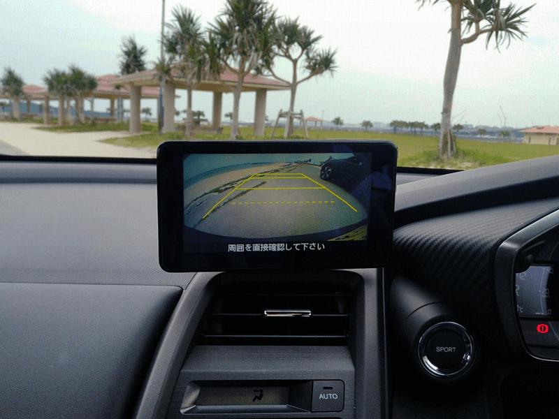 ホンダ S660 車内画像3