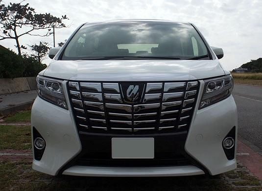 Lサイズミニバンの最高峰【超VIP】トヨタ アルファード