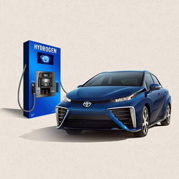 トヨタの先進的な燃料電池車、MIRAIの魅力に迫る!