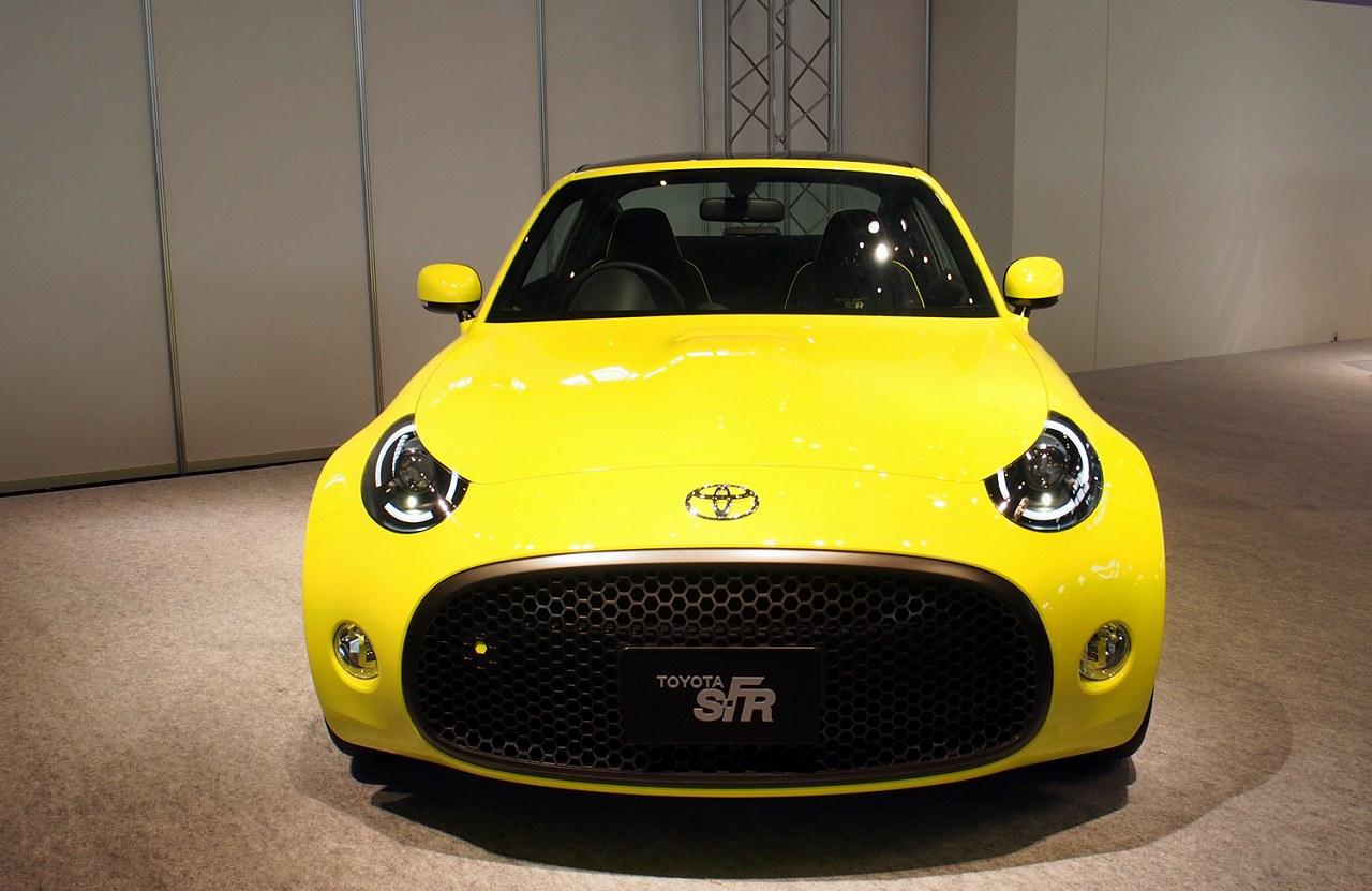 コンパクトスポーツカーに新風を巻き起こすトヨタ「S-FR」