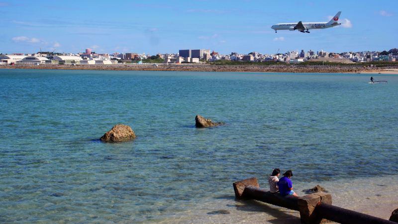 沖縄旅行の最終日は、那覇空港から近い瀬長島ドライブがオススメ!