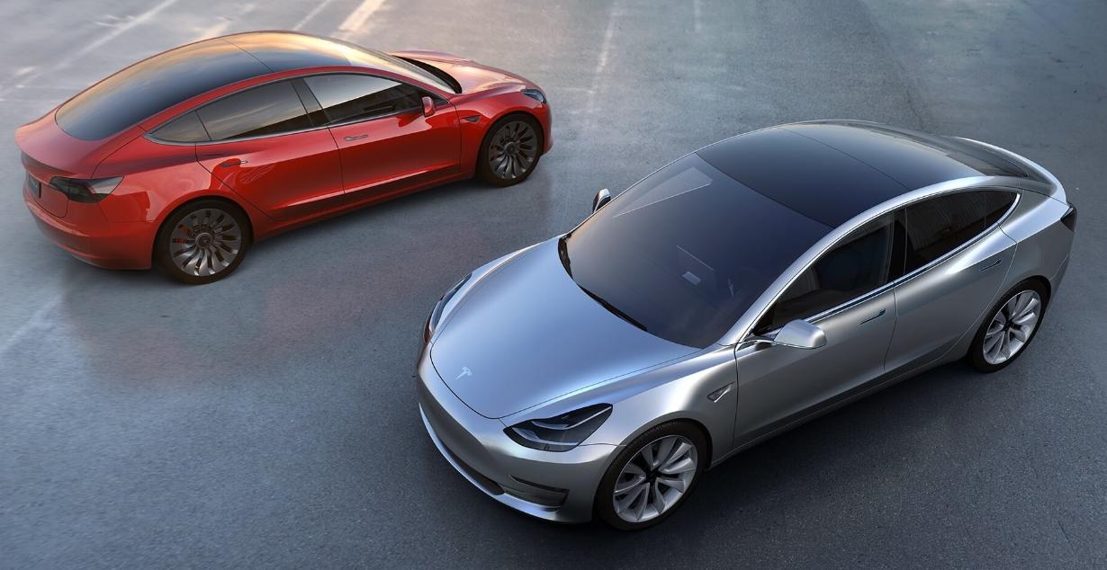 テスラモデル3!今話題のその電気自動車の最新情報とは?
