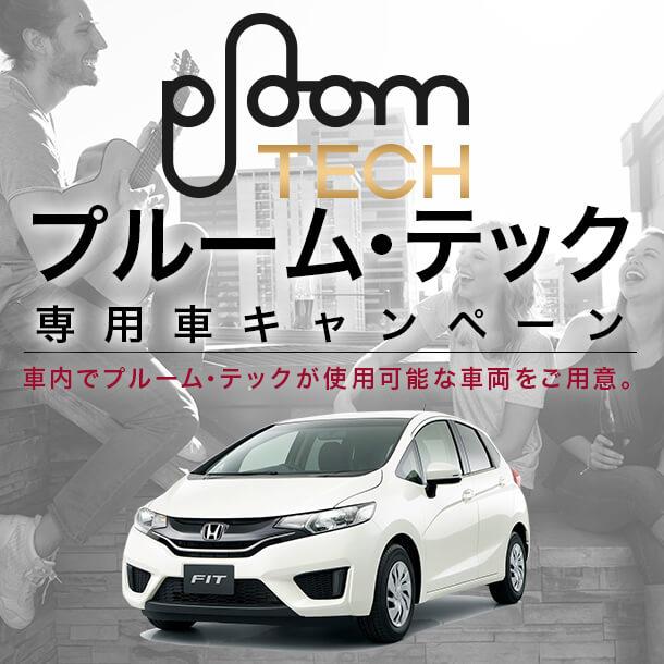 【石垣島】プルーム・テック専用車プラン【コンパクトクラス】