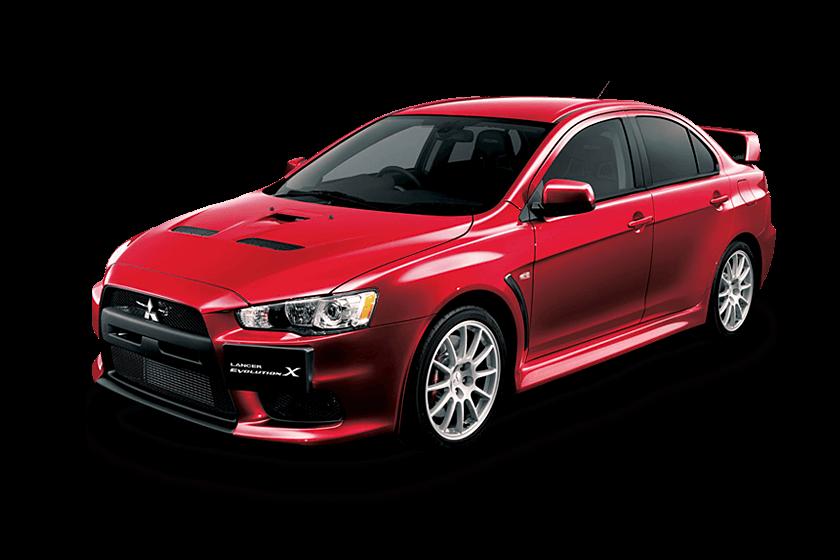 三菱ランサーエボリューションX SSTファイナルモデル車種指定プラン