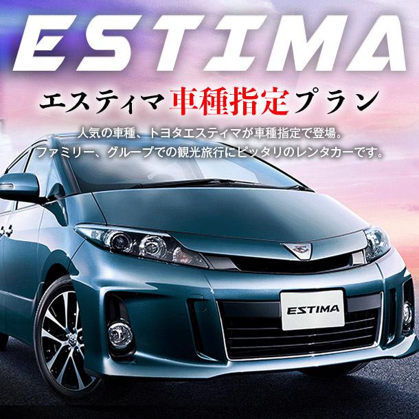【車種指定】トヨタ エスティマAERAS 8名乗り